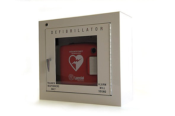 Cabinet - AED Basic Hs (Alarmed)