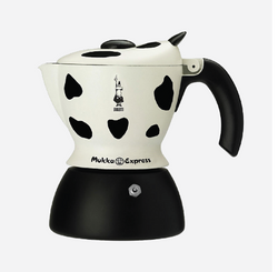 Bialetti Mukka Cow Express – 2 Cup