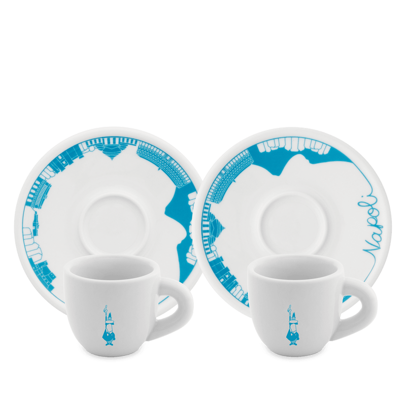 Bialetti Moka Naples Cups - Set of 2