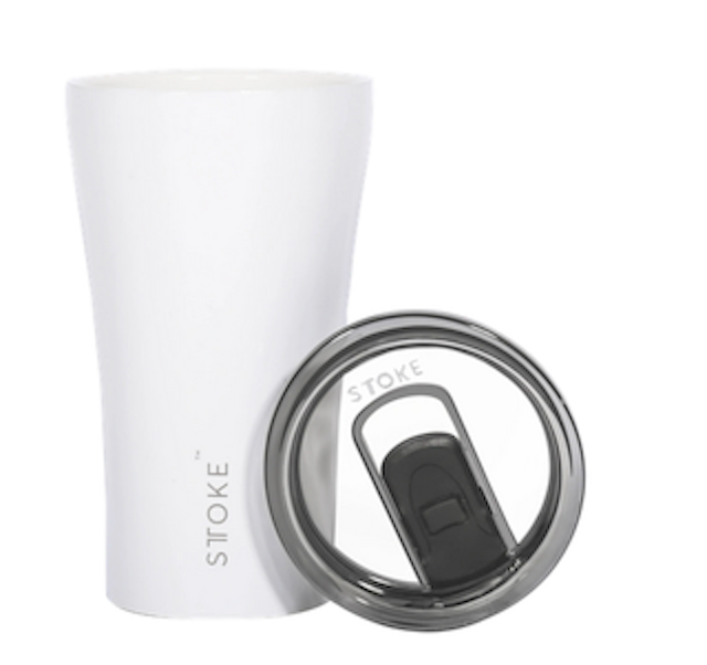 STTOKE Ceramic Reusable Coffee Cups