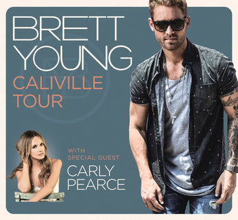 CALIVILLE TOUR WITH BRETT YOUNG!!