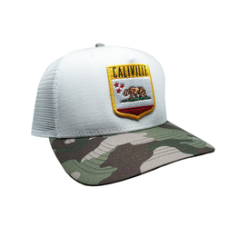 CALIVILLE BADGE (CAMO BILL)