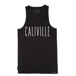 CALIVILLE TALL TANK (BLACK)