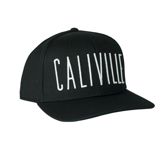 CALIVILLE ORIGINAL SNAPBACK (black)