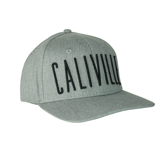 CALIVILLE ORIGINAL SNAPBACK (grey)
