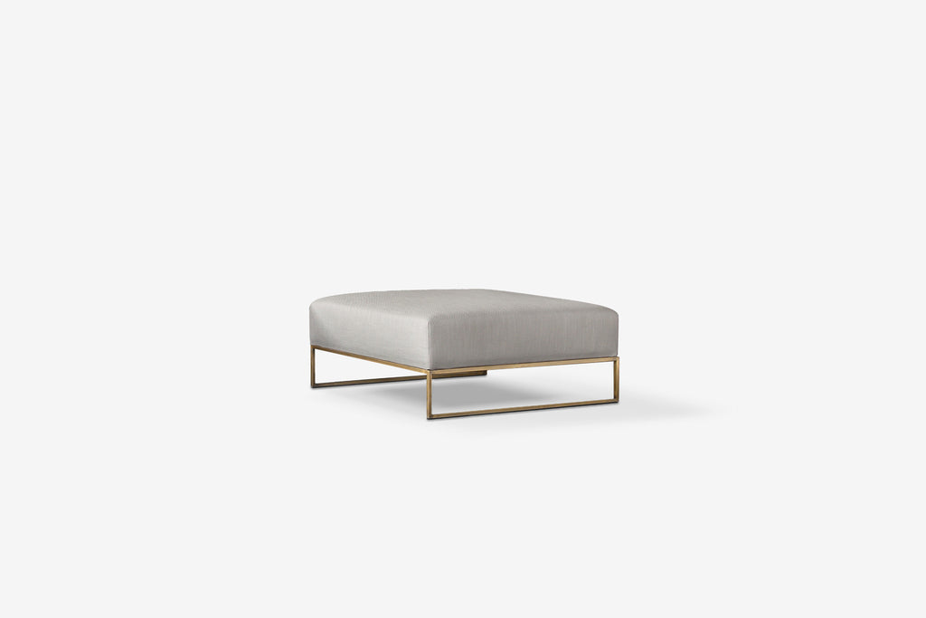 Buy the  Motti Ottoman from Smithmade on the Northern Beaches
