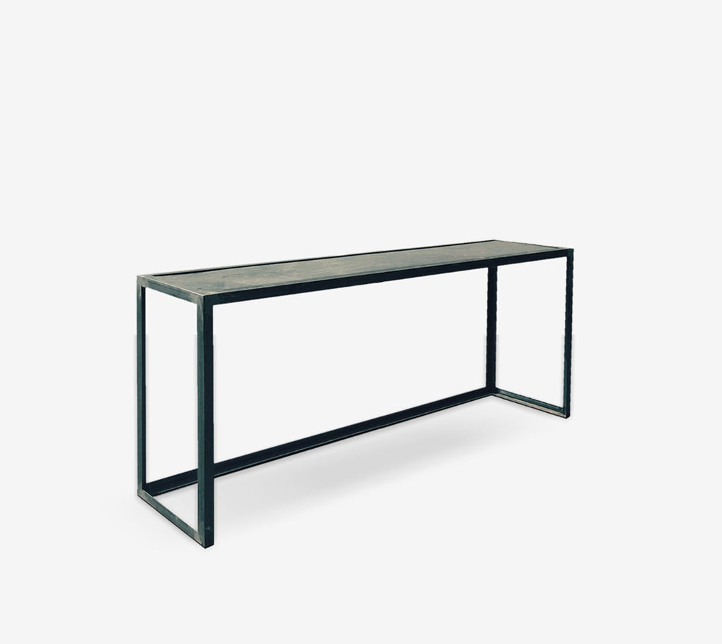 NEW YORK CONSOLE TABLE / 2000x400x800/BLACK