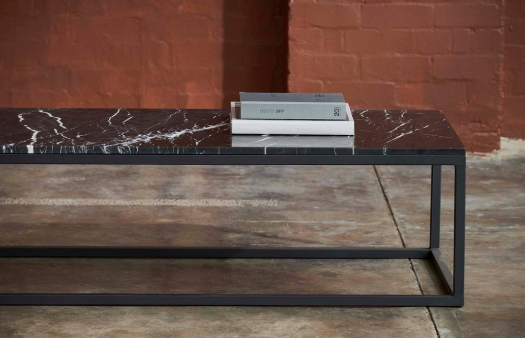 New York Marble Coffee Table