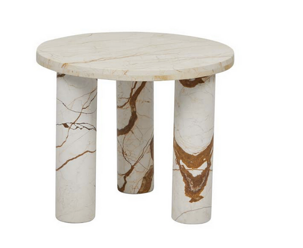 Amara Round Leg Side Table