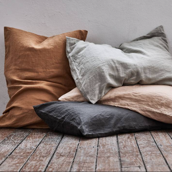 IN BED Linen Pillowslip Sets