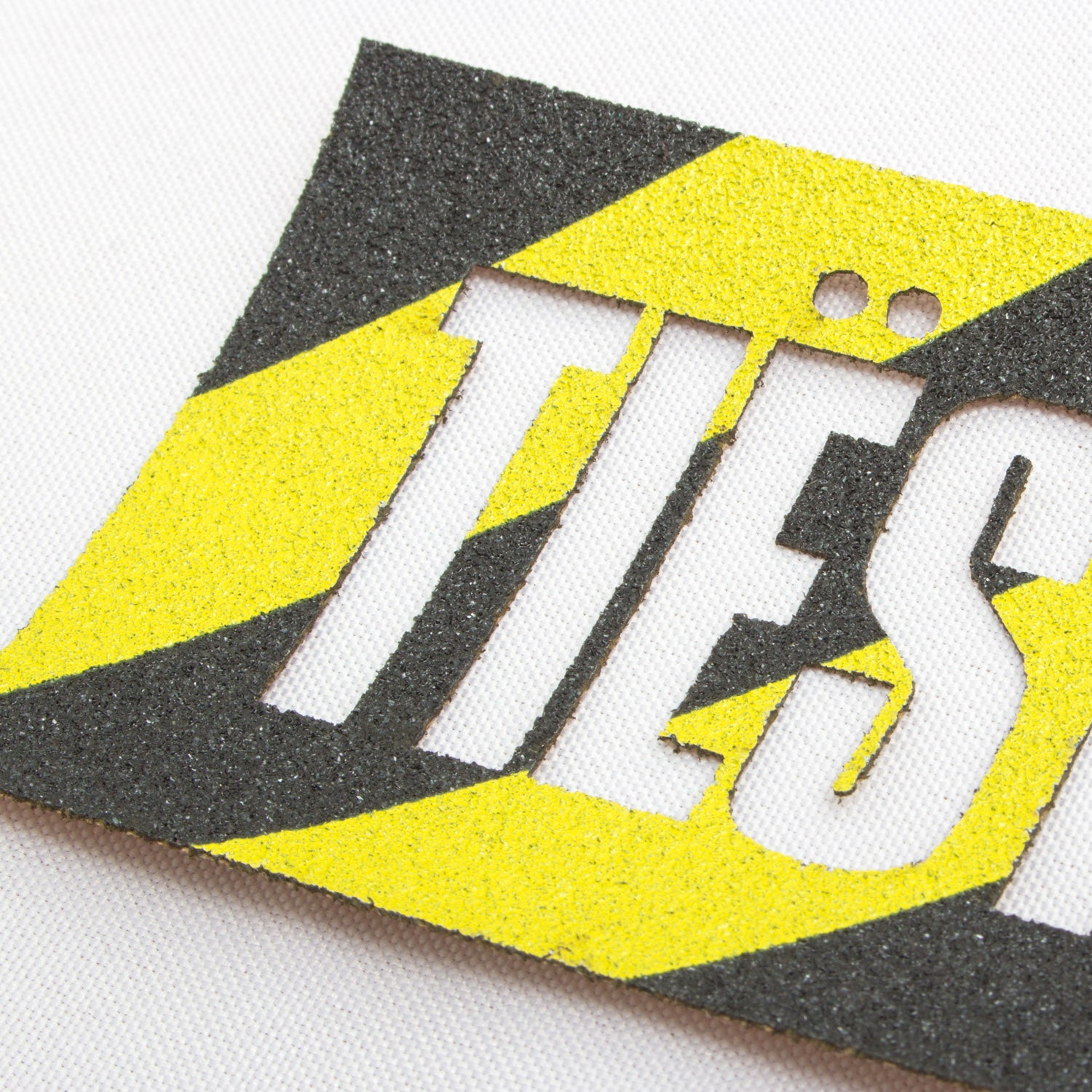 Tiësto Grip Tape Decal