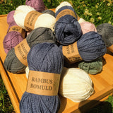 "Bambus Garn ""Yarn Me Up"""