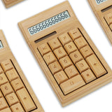 "Bambus Lommeregner ""My Bamboo Calculator"""