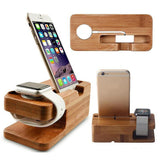 "Bambus 2-in-1 Docking Station ""Bamboo Power Nap"""