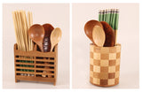 "Bambus Bestik Holder ""Bamboo Kitchen Helper"""