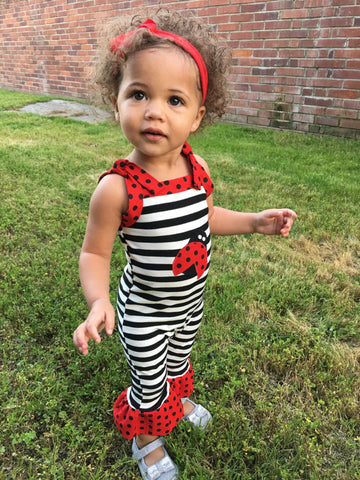 ladybug boutique girl outfit