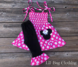Hot Pink Minnie Mouse Outfit