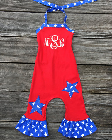 4th Of July Boutique Outfit