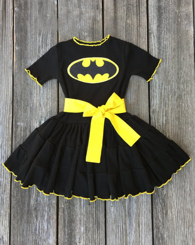 Badgirl Costume Dress