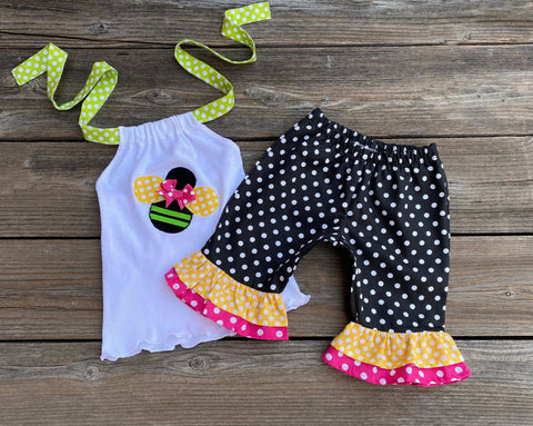 Bumble Bee Girl Outfit