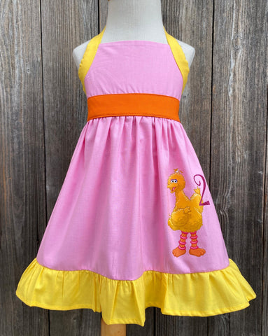 Big Bird Dress