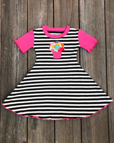 Cucpake Girl Birthday Dress