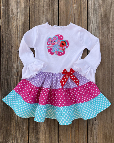 Abby Cadabby Elmo Dress