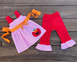 Elmo Girl Clothes