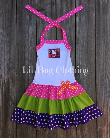 Hello Kitty Girl Twirl Dress