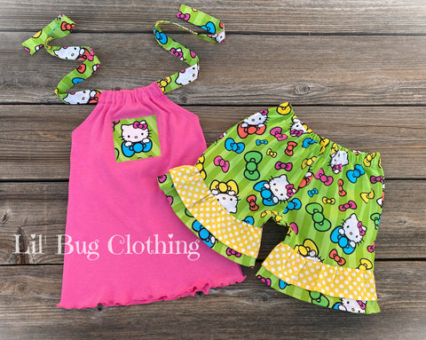 Hello Kitty Boutique Outfit