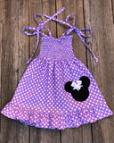 Minnie Mouse Girl Dress