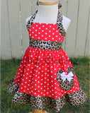 Minnie Mouse Boutique Dress