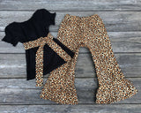 Leopard Print Girl Clothes