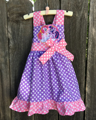 My Little Pony Boutique Girl Dress