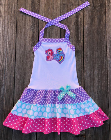 My Little Pony Twirl Dress