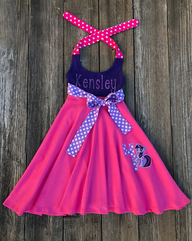 My Little Pony Twilight Sparkle Dress