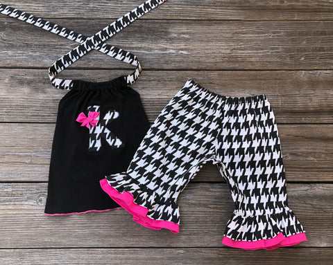 Personalized Boutique Girl Outfit