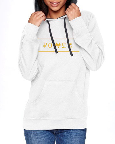 MADE INC - Pullover Hoodie - Power