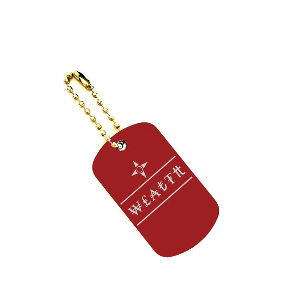 Wealth Keychain