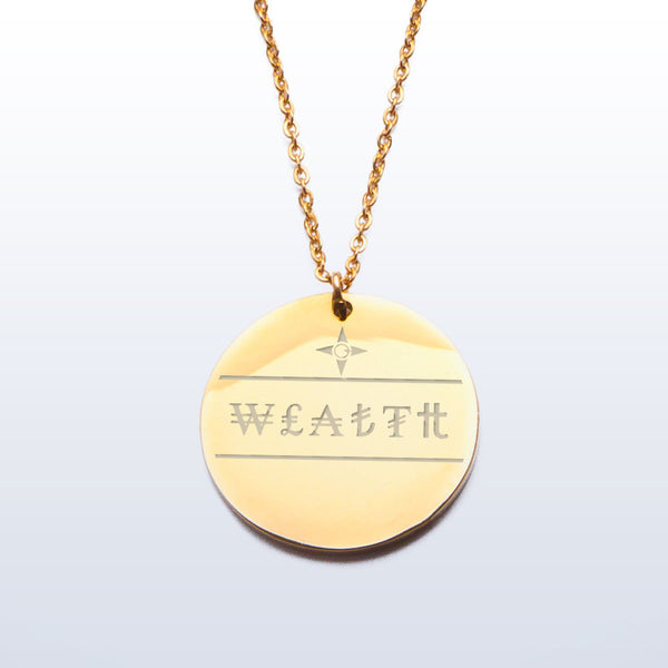 Wealth Pendant