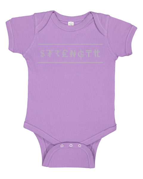 JWC Infant Strength Body Suit