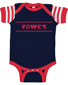 JWC Infant Power Body Suit