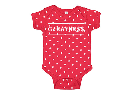JWC Infant Greatness Body Suit