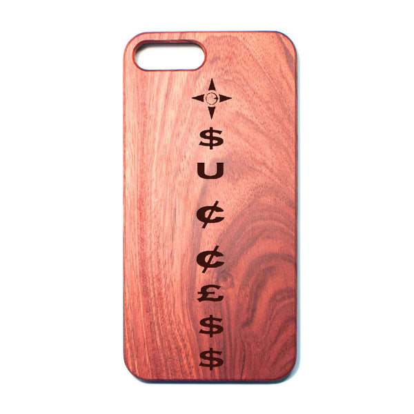 Success iPhone Case