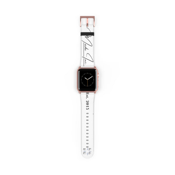 Signature Apple Watch Band