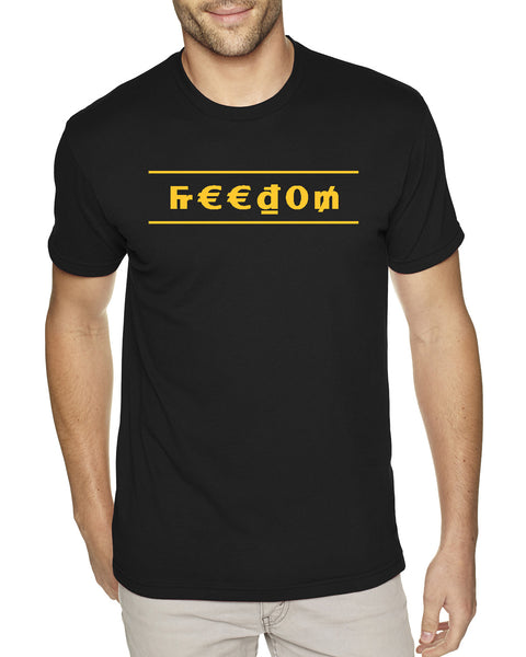 Sueded Crew Neck -Freedom