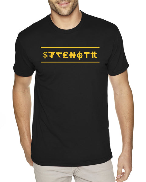 Sueded Crew Neck - Strength