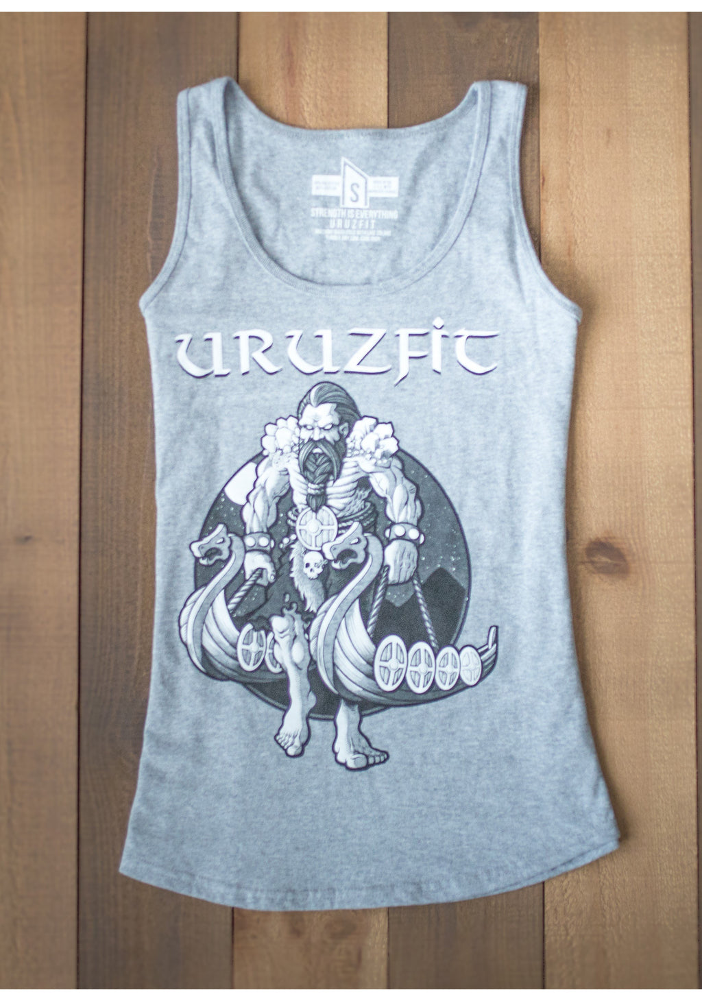 Ice Giant, Ladies Tank Top