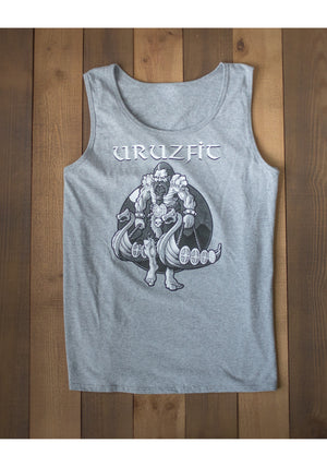 Ice Giant, Men's Tank Top