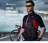 Santic Cycling Wind Vest (Spring\Summer) - Trevs Cycle Shop